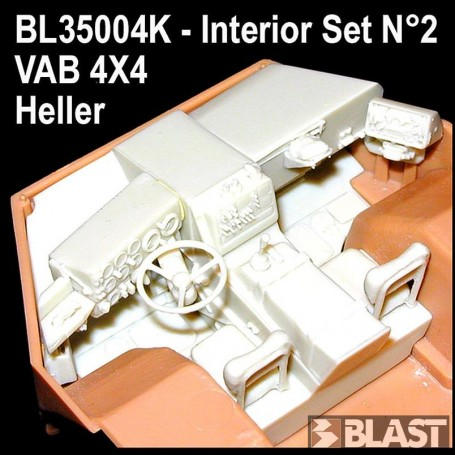 BL35004K - INTERIOR VAB 4X4 SET N2 - RTL 10/2018