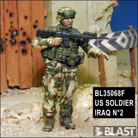 BL35068F - US SOLDIER IRAQ N2*