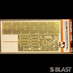 VOY35387 - CHINESE PLA ZTZ 96A MBT SIDE SKIRTS - HOBBYBOSS