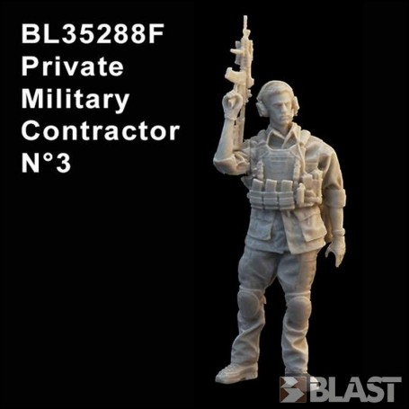 BL35288F - PRIVATE MILITARY CONTRACTOR N3