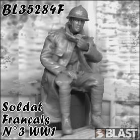 BL35284F - SOLDAT FRANCAIS N3 - WWI