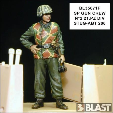 BL35069F - SP GUN CREW N1 21.PZ DIV STUG-ABT 200*