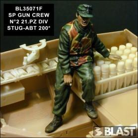 BL35071F - SP GUN CREW N2 21.PZ DIV STUG-ABT 200