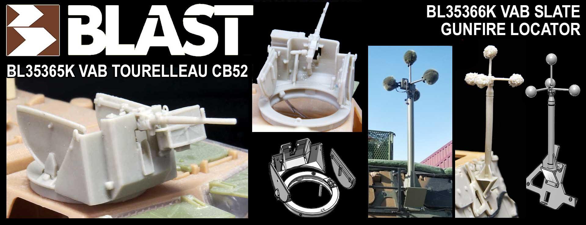 BL35365K VAB CB52 - BL35366K VAB SLATE